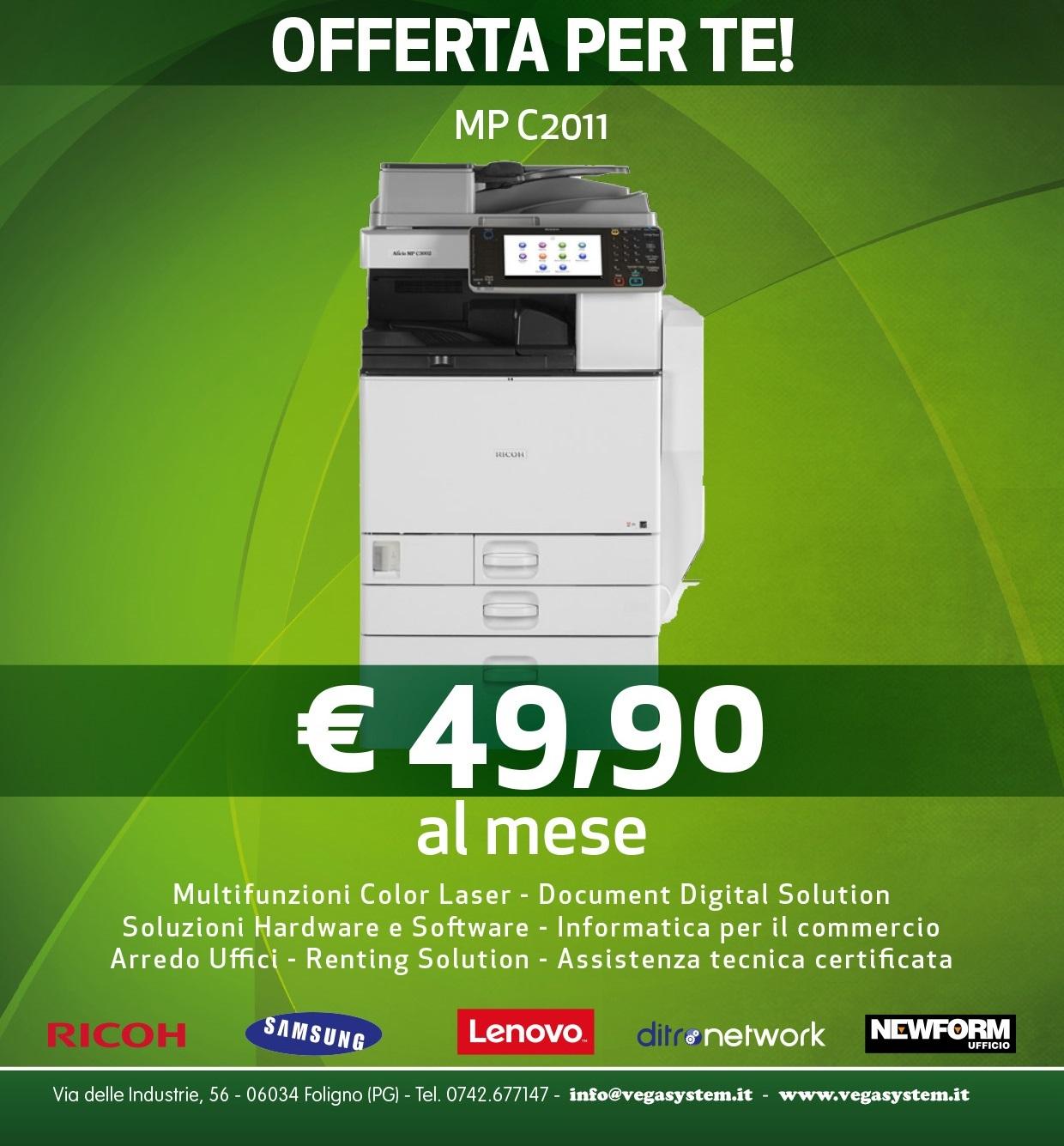 noleggio-fotocopiatrici-costo-copia-umbria-ricohmpc2011