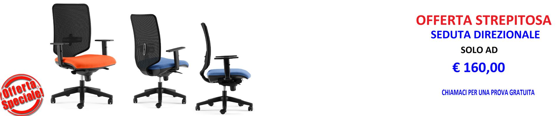 Seduta direzionale REFLEX