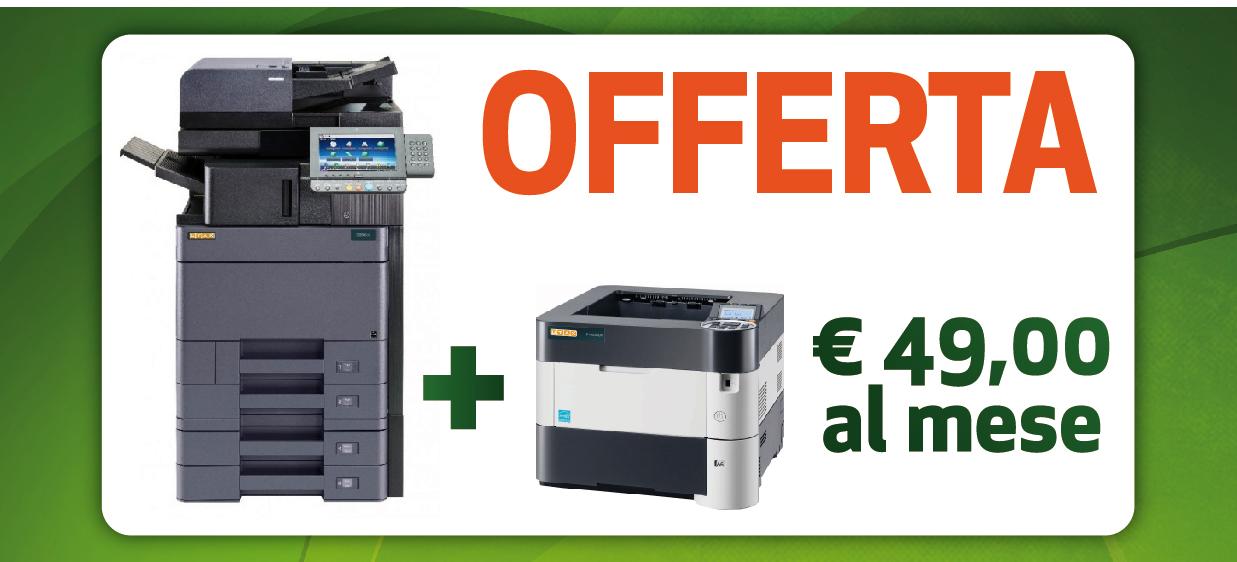 Offerta noleggio multifunzione laser colore a3 stampante for Mobili multifunzione