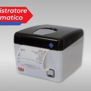 Stampante Fiscale di design colelgabile a PC Ideale per Alberghi, Centri Benessere, Ristorante, Agriturismo, Lavanderia ecc.