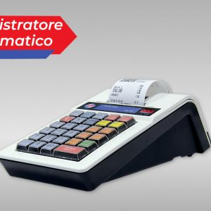 In umbria Registratore Telematico ITALRETAIL start, compatto e versatile