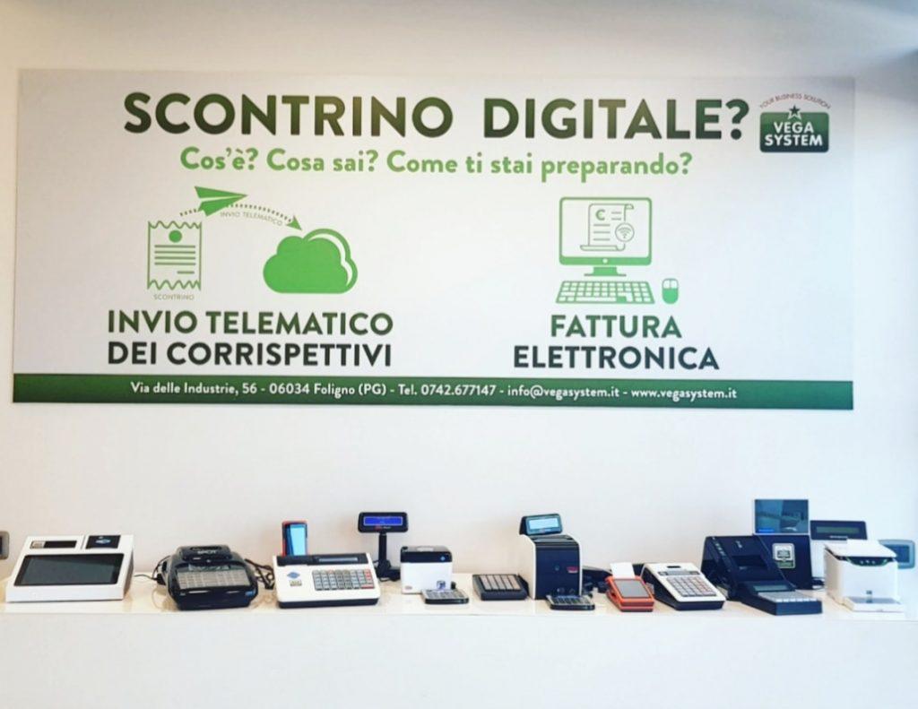 Vendita ed Assistenza per il Passaggio allo Scontrino Elettronico,  Registratori di Cassa con Invio Telematico Corrispettivi. Noleggio e Bonus Fiscale.